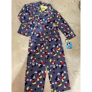 *NWT* Boys Disney Mickey Mouse Pajama Set